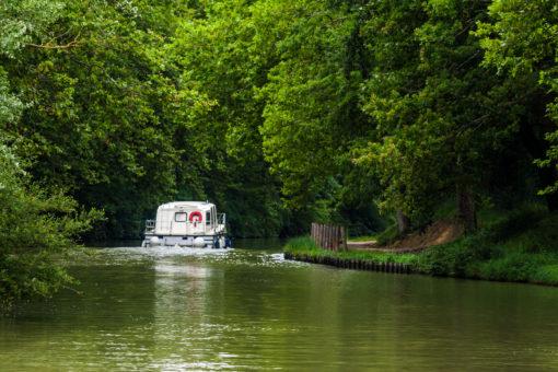 le permis fluvial pour naviguer sur les canaux