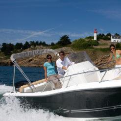sortir en mer en baie de Quiberon et se faire plaisir