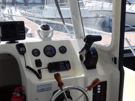 se perfectionner à l'aide de cours particulier en mer