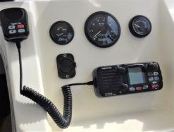 station radio embarquée pour formation au permis radio CRR
